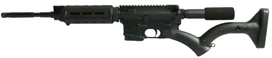 Standard Manufacturing offers the New York compliant option on all of their AR-15s. (Photo: Standard Manufacturing)