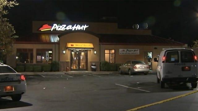 Pizza Hut robbery