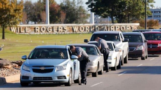 Oklahoma airport shooting