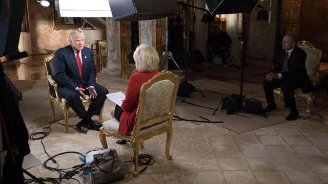 Donald Trump 60 Minutes