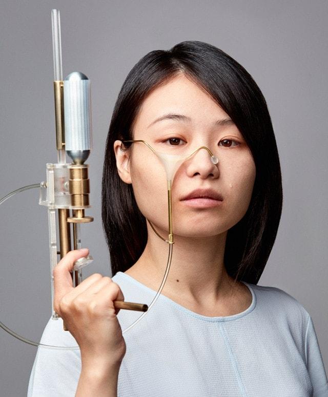 human tear gun photo