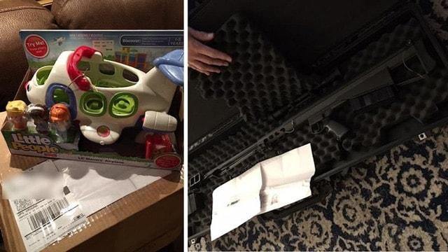 gun delivered