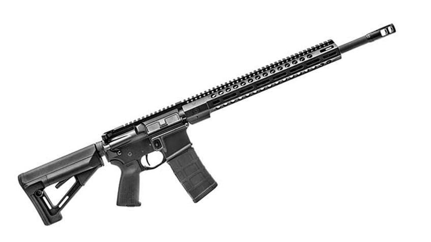 The FN 15 DMR II is among several of the FB 15 series rifles and carbines to see a renovation. (Photo: FN America)