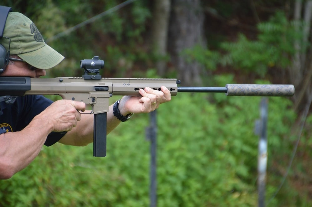 Both variants come with threaded barrels, making them suppressor-ready