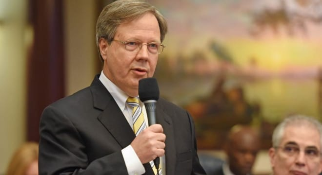 Longwood Republican Rep. Scott Plakon has prefiled a campus carry measure in the Florida House for the upcoming session. (Photo: Floridapolitics.com)