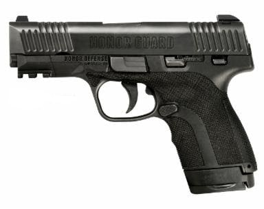 The Long Slide model is slightly larger than the original Honor Guard, but still offers the same level of concealability as its predecessor. (Photo: Honor Defense)