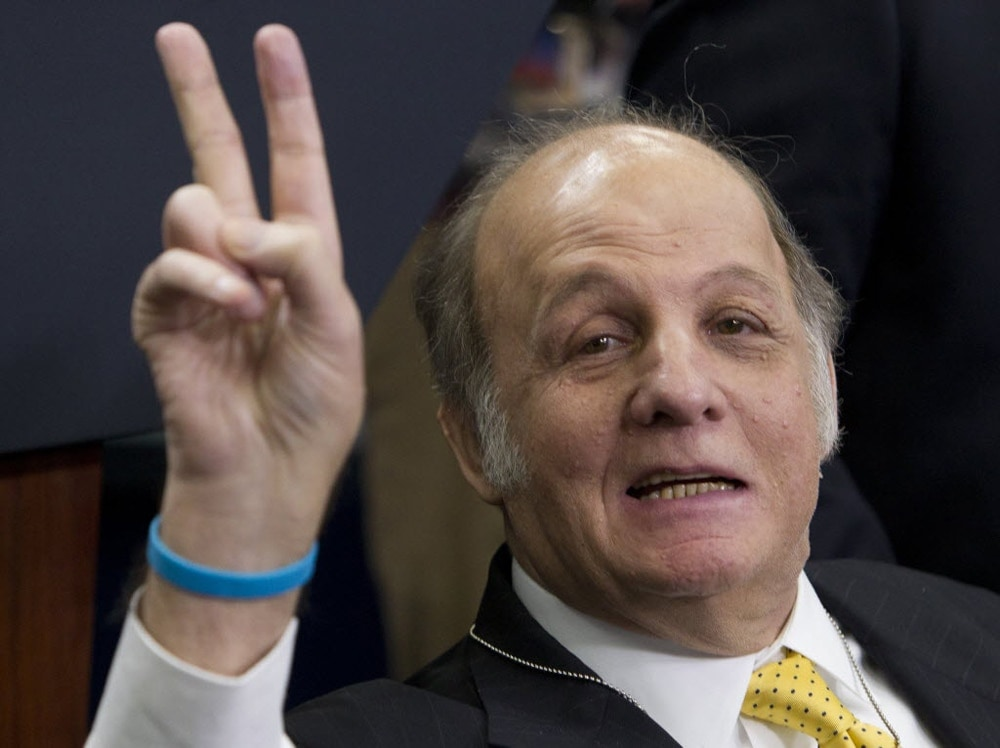 James Brady, former press secretary for President Ronald Reagan, was inspiration for the Brady bill. He died in 2014.