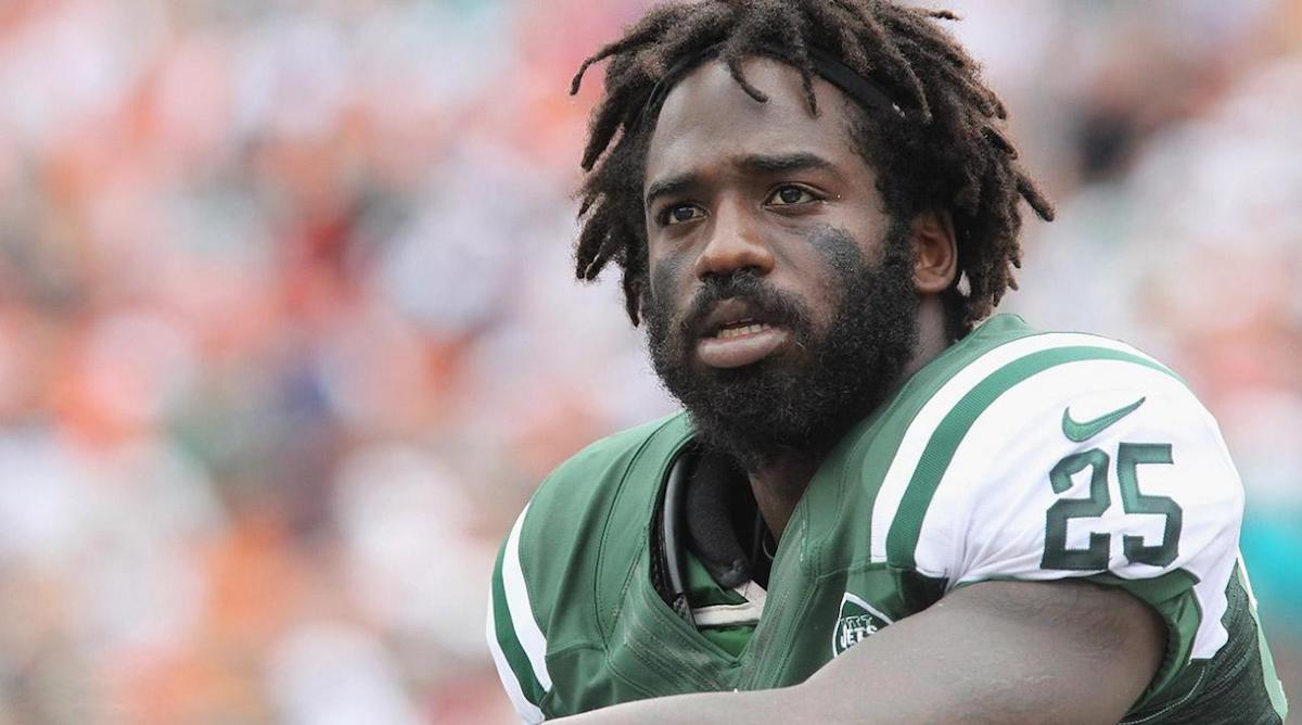Joe McKnight was a fourth round pick for the New York Jets who played for the team for two years before moving briefly to the Kansas City Chiefs. (Photo: Getty Images)
