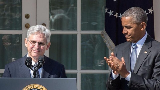 DC Circuit Court Chief Judge Merrick Garland was nominated by President Obama's in March to the nine-member court but the chances of him becoming the President's third appointment are nearly extinguished. (Photo: Whitehouse.gov)