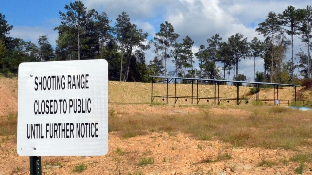 Gun rights advocates fear the bills could force the closure of ranges in the state. (Photo: Tiffany Owens/The Cullman Times)