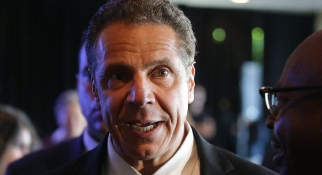 Gov. Andrew M. Cuomo was named, among other state officials, in a federal lawsuit this week over New York's ban on stun guns and Tasers. (Photo: The Buffalo News)