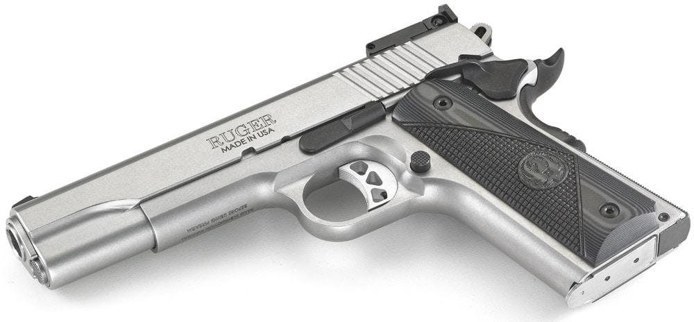 The Ruger SR1911 Target Model. (Photo: Ruger)