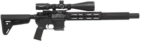 The TSAR rifle