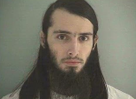 Christopher Lee Cornell, 22, of Green Township, Ohio, went by the alias of Raheel Mahrus Ubaydah, (Photo: Butler County Jail)