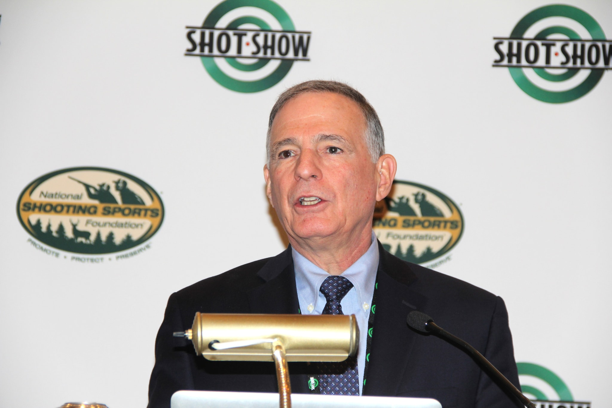 Steve Sanetti, NSSF president and CEO