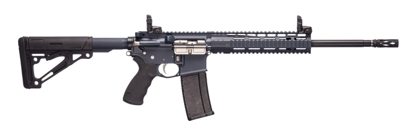 Battle Rifle Company will add the new Battle Rifle Ocean Blue to its lineup of maritime themed rifles. (Photo: Battle Rifle Company)