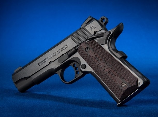 Say hello to the new and improved Colt Combat Commander (Photo: Colt)