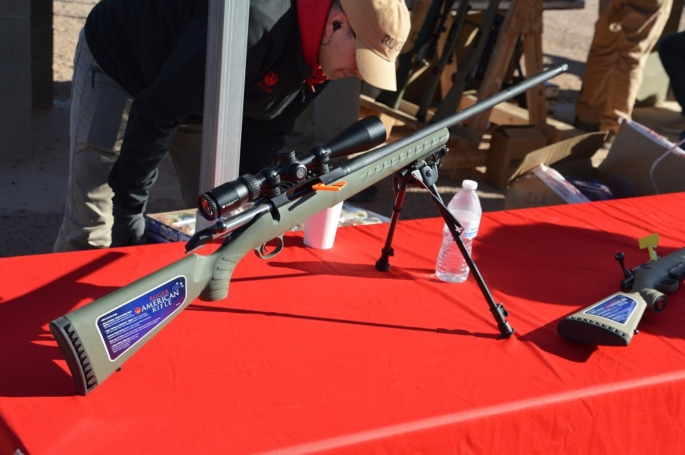 Speaking of 6.5mm, the new Ruger American Rifle Predator model comes standard with a Vortex Crossfire II 4-12x 44mm scope and is chambered in either .204 Ruger, .223 Rem., 6.5 Creedmoor, and .308 Win. with a $699 price point for the package.