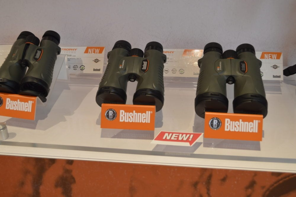 Bushnell introduced a new line of binoculars