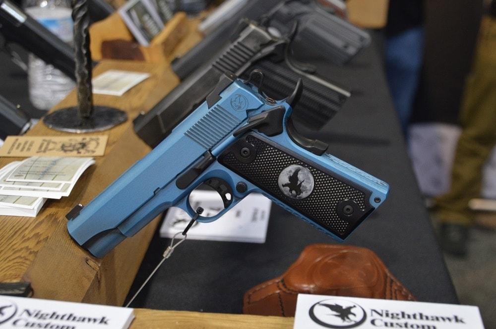 Berryville, Arkansas-based https://www.nighthawkcustom.com/pistols Nighthawk Custom are the Jedi knights of the next level 1911 experience
