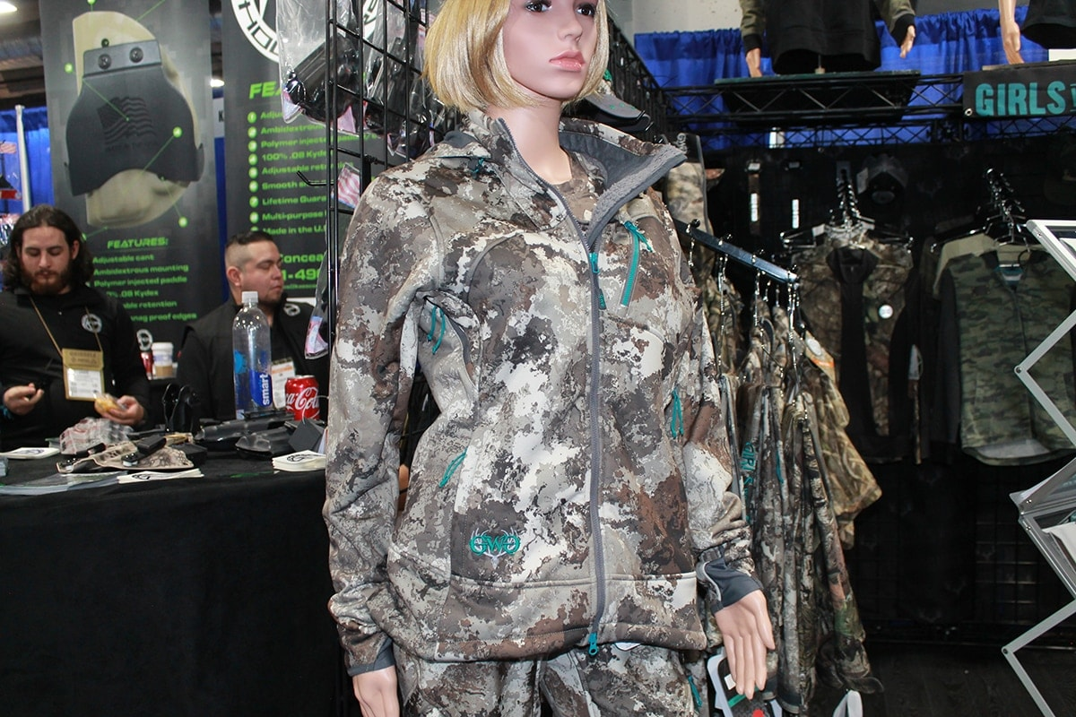 Alpine is the latest color to hit Girls with Guns. (Photo: Jacki Billings)
