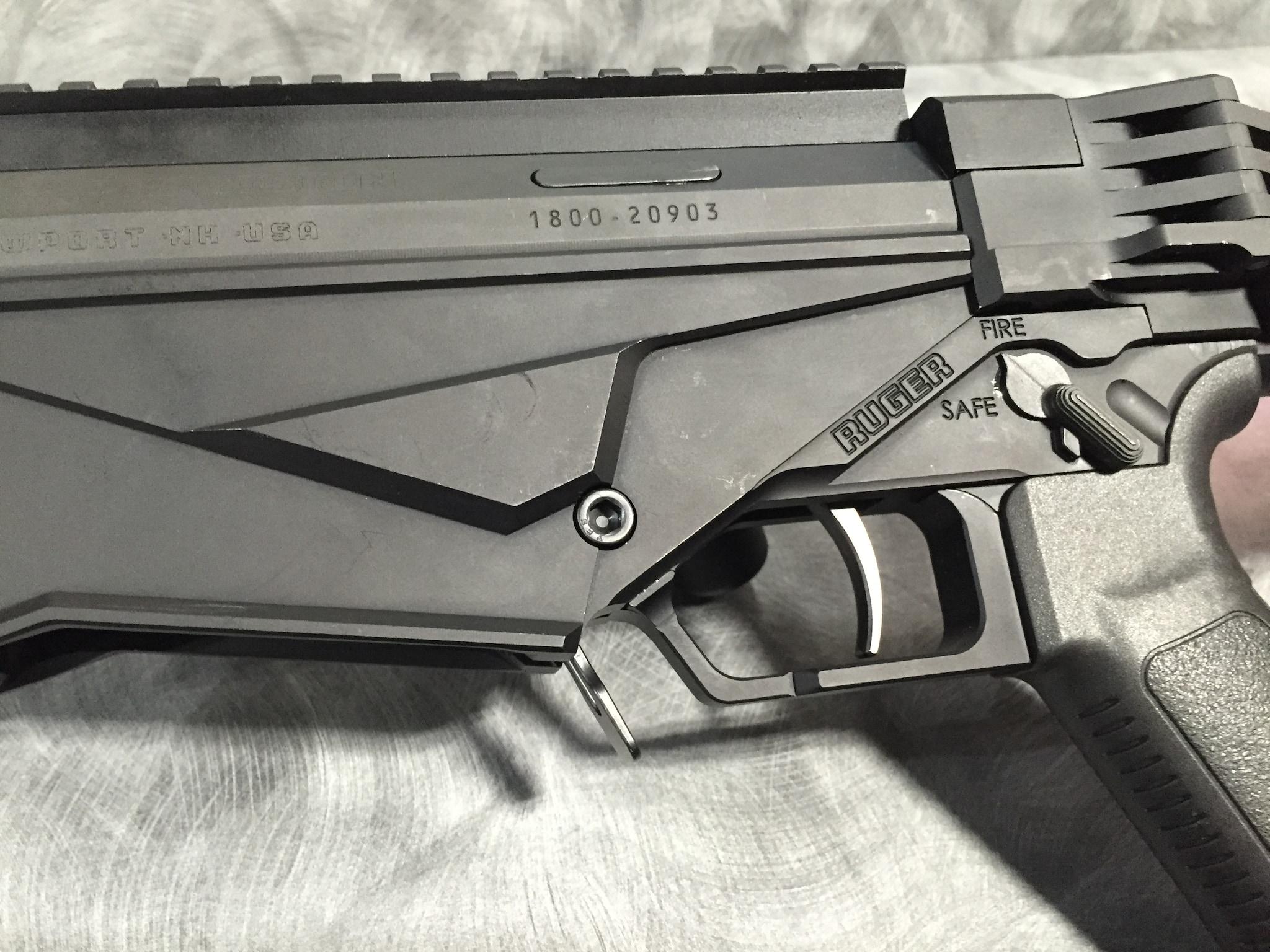 Timney Rem 700 trigger