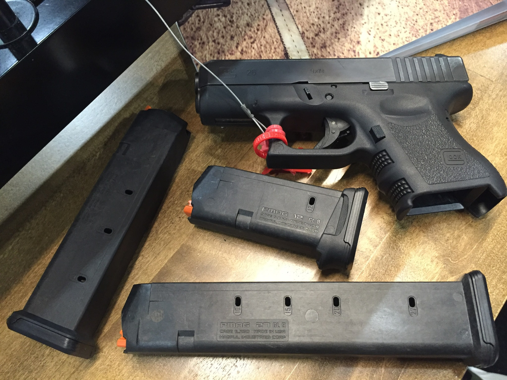 More Glocks will be rocked with PMAGs this year.