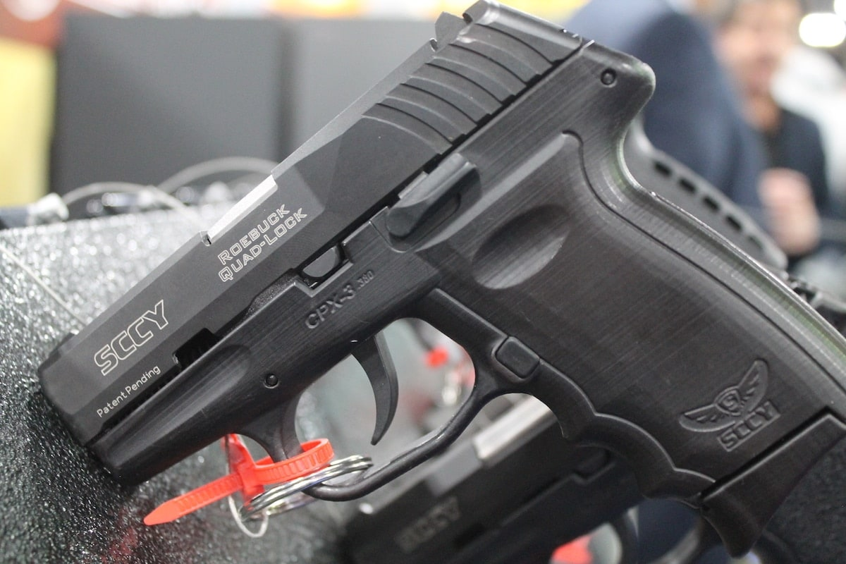 The new Sccy CPX-3 expands on the company's handgun line. (Photo: Jacki Billings)