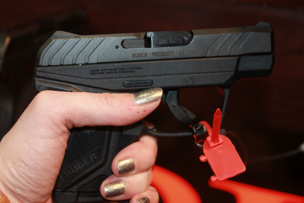 Ruger LCP II features a compact size like the original LCP but with some upgrades. (Photo: Jacki Billings)