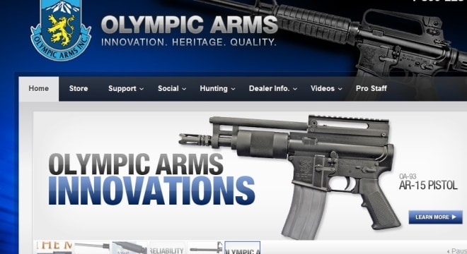 The company whose line included the iconic OA-93 pistol will cease operations next month. (Photo: Screengrab)
