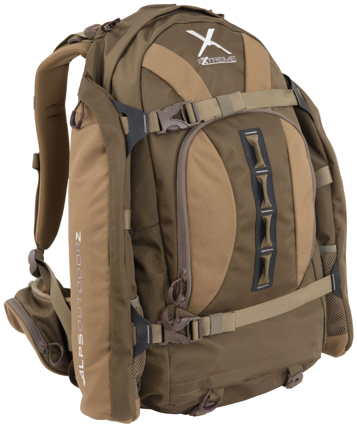 The Monarch X pack by ALPS OutdoorZ is designed to be functional yet comfortable for female hunters. (Photo: ALPS OutdoorZ)
