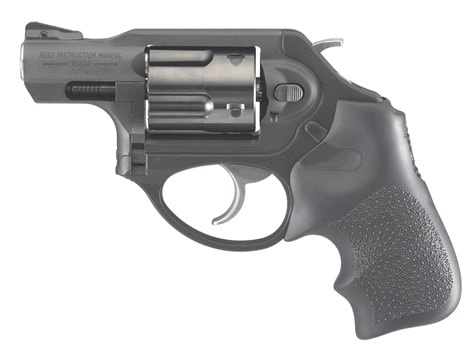 The LCRx now offers 5 rounds of either .38 Special +P or .357 Magnum. (Photo: Ruger)