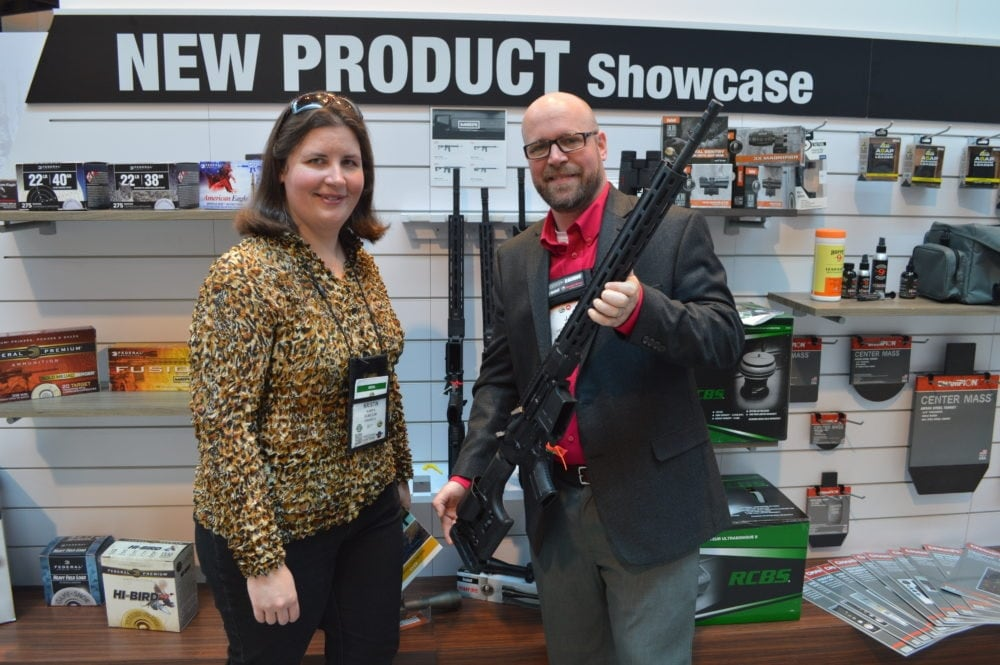 Savage's new MSR-10 pair of rifles are both available in 6.5 chamberings, with the high-end Long Range MSR shown here. (Photo: Kristin Alberts)