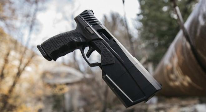"""This gun is disruptive by design; it is the future of firearms,"" said SilencerCo CEO Joshua Waldron (Photos: SilencerCo)"