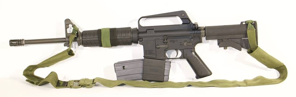 TXMGO kicks off Israel Defense Forces M16 replica line (PHOTOS) 2