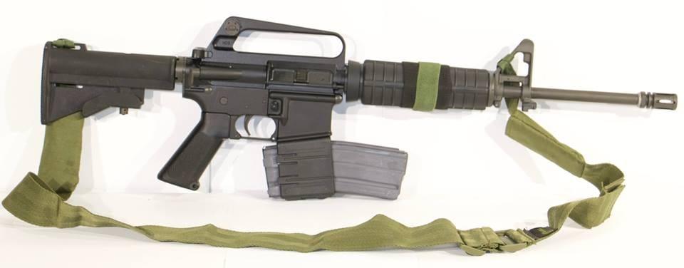 Those IDF guys had the comfy straps way before Blue Force Gear made em cool (Photos: TXMGO)