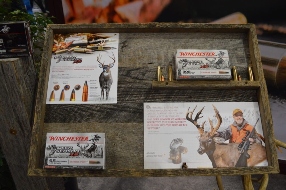 Winchester is helping hunters wring big-game potential from the 6.5 with their new Deer Season ammo. (Photo: Kristin Alberts)