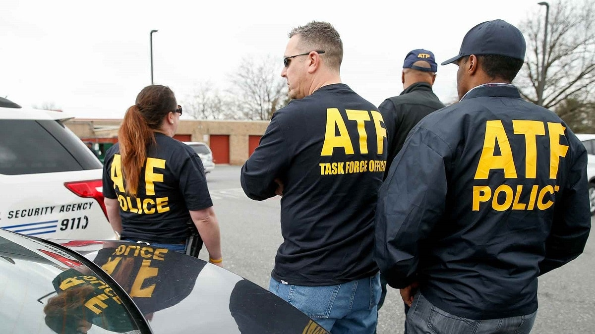 Bill proposed in the U.S. House calls for abolishment of ATF (Photo: AP)