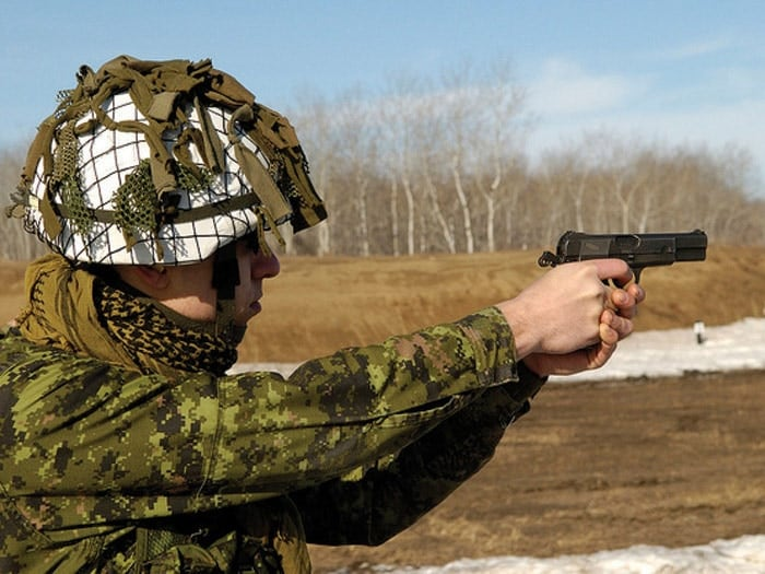 (Photo: Canadian Forces Combat Camera)