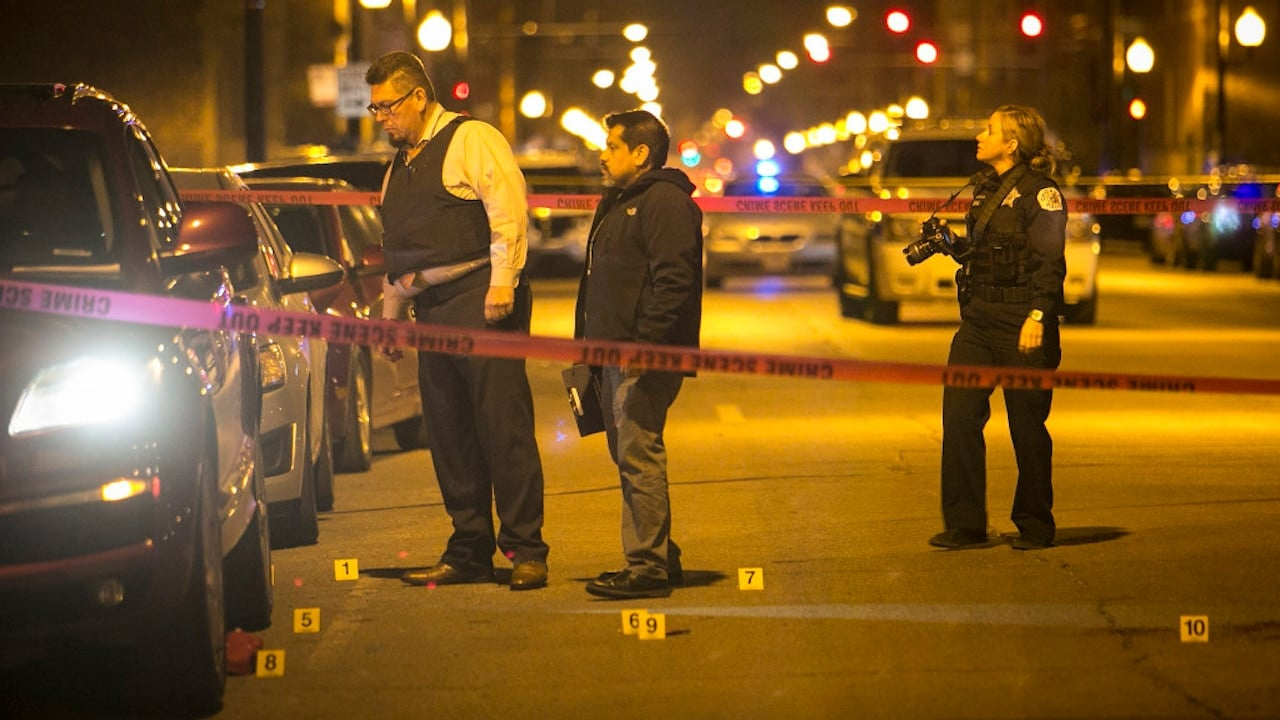 Though bonds have nearly doubled, Chicago gun criminals are getting out of jail even faster (Photo: Chicago Sun-Times)