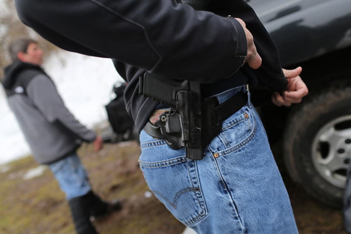 Utah representative proposes new constitutional carry law (Photo: Getty Images)