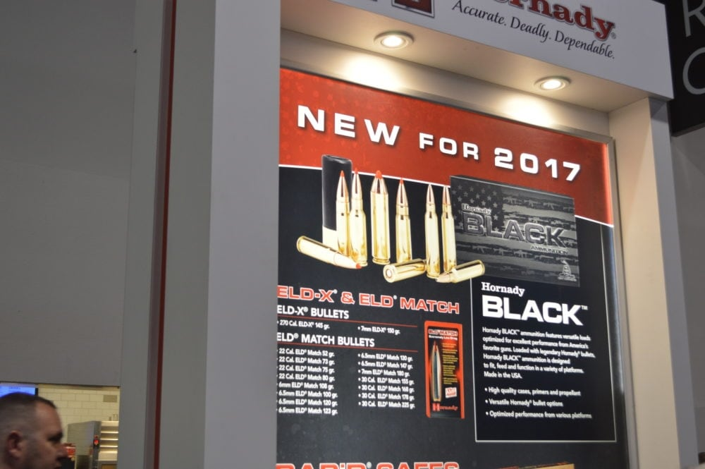 Hornady's short run of ELDx bullets were popular last year, and 2017 brought a whole host of new bullet options, including more weights for the .30 calibers. (Photo: Kristin Alberts)