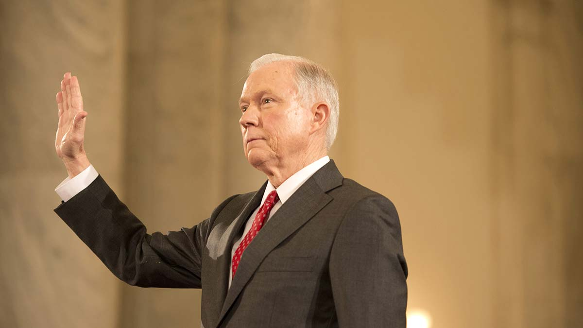 Sen. Jeff Sessions confirmation for Attorney General has been delayed by Democrats (Photo: NRA-ILA)