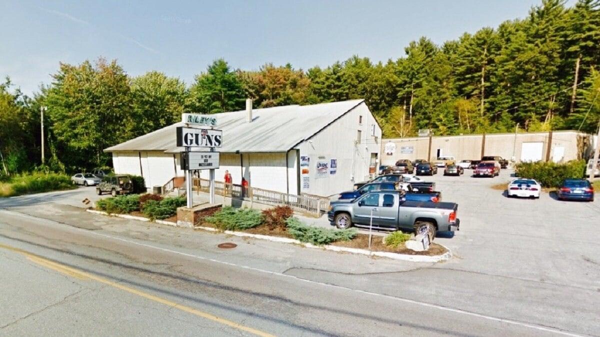 Riley's Sports Shop In Hooksett, New Hampshire (Photo: Google Maps)