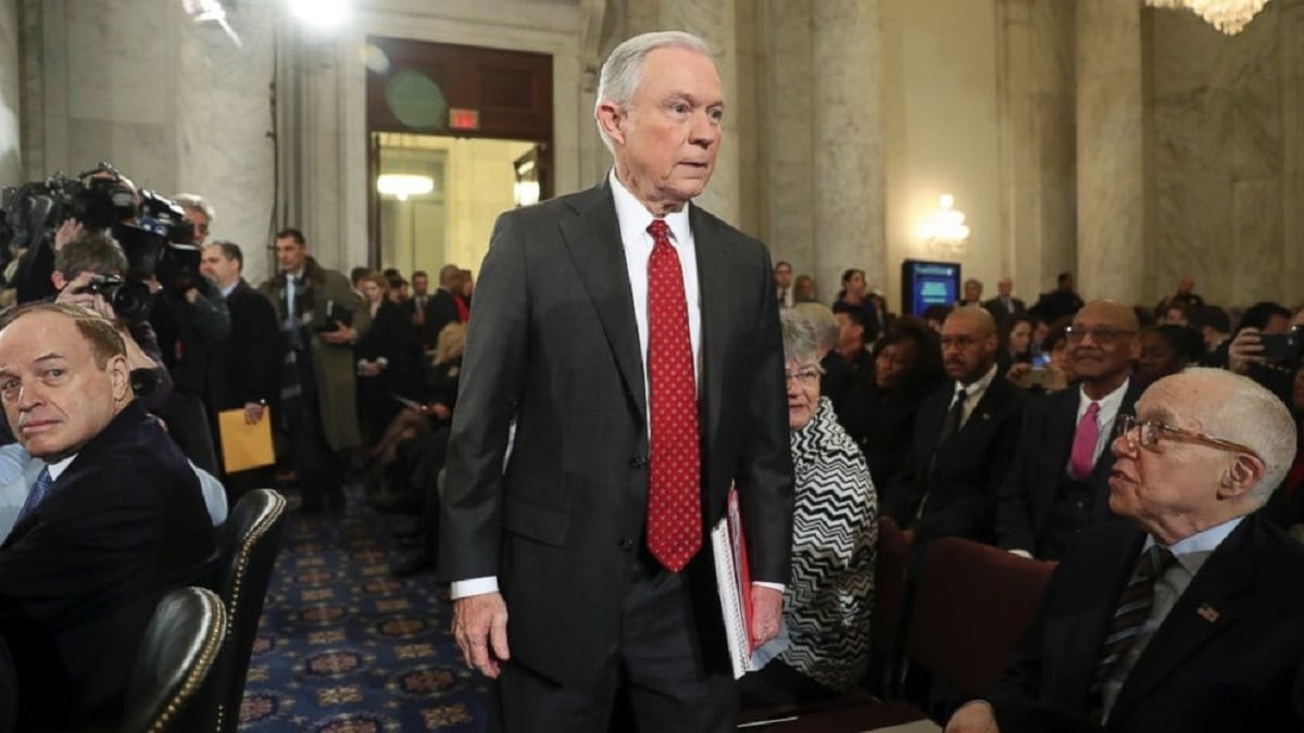 Sen. Jeff Sessions's confirmation hearing for Attorney General continues today (Photo: AP)