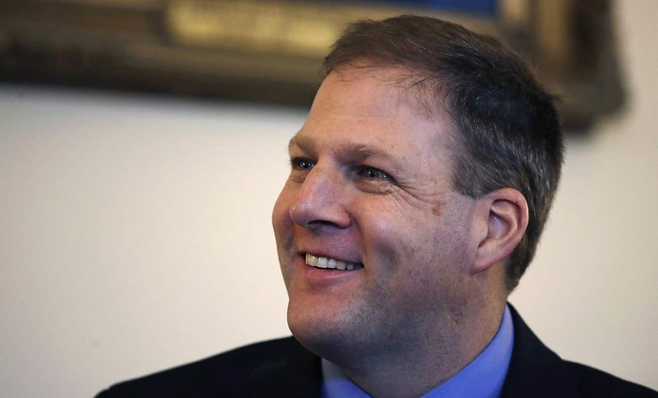 New Hampshire Gov. Chris Sununu praised the Senate for passing new constitutional carry bill (Photo: AP)