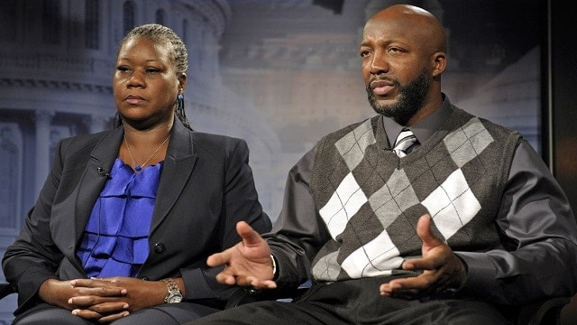 Trayvon Martin's parents look to politics five years after their son's death (Photo: NY Post)