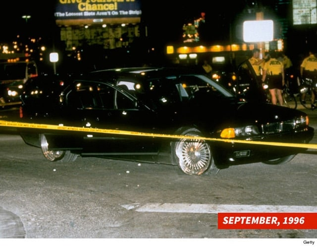 Tupac death car