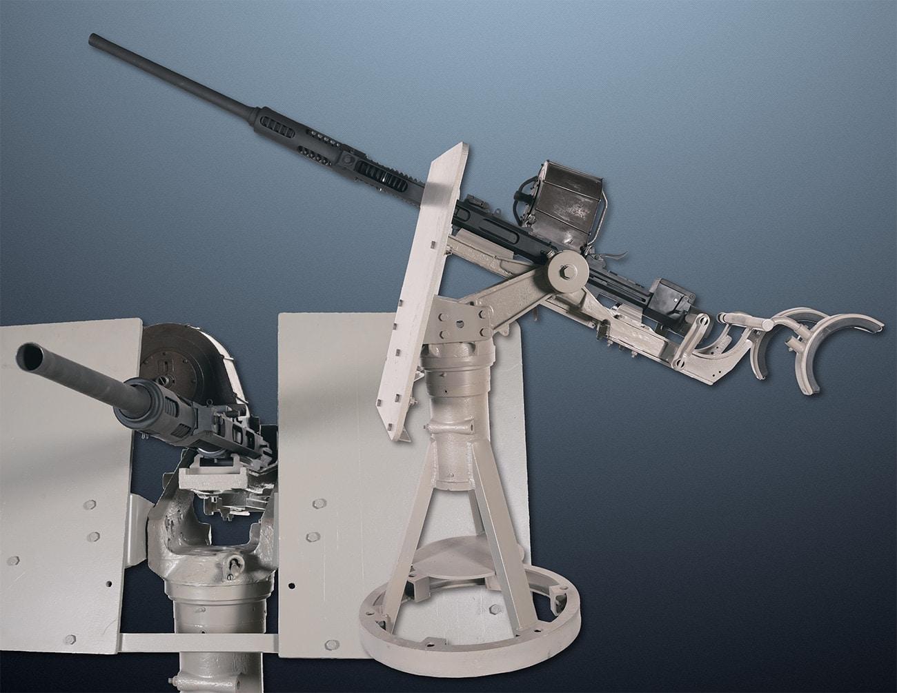 20mm oerilikon mount ria
