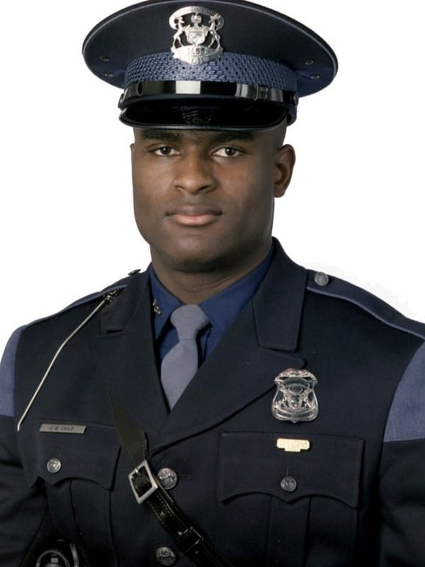 Michigan State Trooper
